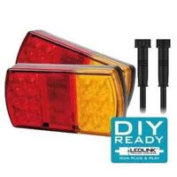 Diy Plug And Play Led Light Kit Suits 6 X 4 Trailers